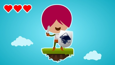 Create 2D video game art with Inkscape!