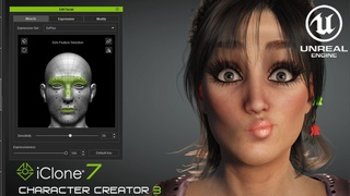 Learn iClone 7 | Character Creator | Unreal Engine Pipeline